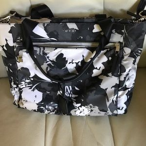 New Tumi African Floral  computer bag